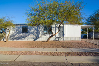 Pima County, Pinal County Manufactured Home For Sale: 3138 W Jusnic