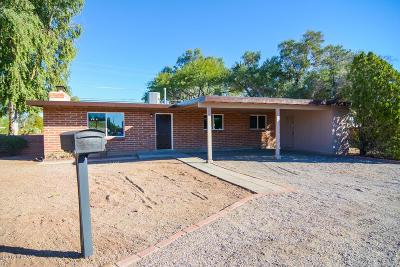 Tucson Single Family Home For Sale: 1821 S Avenida Sirio