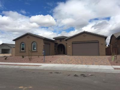 Oro Valley Single Family Home For Sale: 766 W Champions Run Way