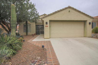 Marana Single Family Home For Sale: 13027 N Sunrise Canyon Lane