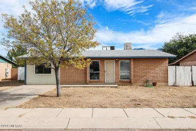 Pima County, Pinal County Single Family Home For Sale: 3744 E Drydock Place