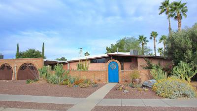 Tucson Single Family Home For Sale: 6717 E Calle Betelgeux