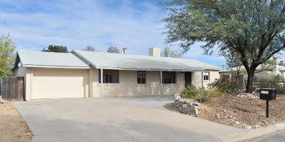 Pima County, Pinal County Single Family Home For Sale: 6131 E Juarez Street