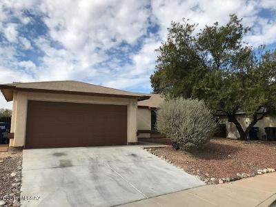 Pima County, Pinal County Single Family Home For Sale: 342 S Pemberton Avenue