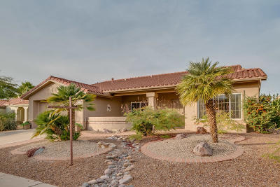 Oro Valley Single Family Home For Sale: 2413 E Agapanthus Street