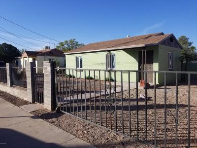 Pima County, Pinal County Single Family Home For Sale: 3514 S Lundy Avenue