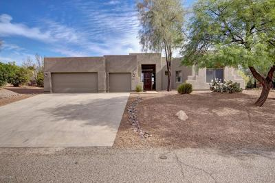 Pima County Single Family Home For Sale: 6256 N Camino De Corozal