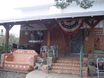 Pima County Single Family Home For Sale: 5660 S Sheridan Avenue