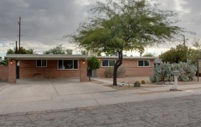 Pima County Single Family Home For Sale: 8502 E Hawthorne Street