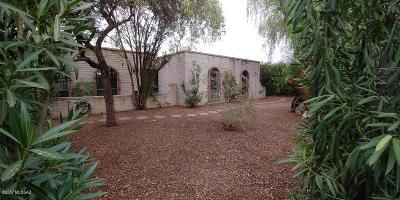 Pima County Single Family Home For Sale: 532 N Citadel Avenue