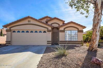 Pima County, Pinal County Single Family Home For Sale: 6963 W Sauceda Drive