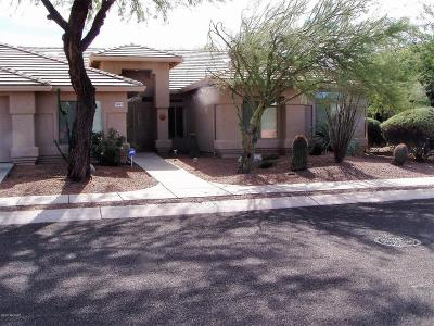 Pima County Single Family Home For Sale: 1891 W Ivywood Place