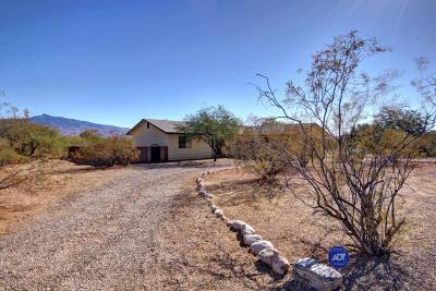 Pima County, Pinal County Single Family Home For Sale: 7971 S Avenida Bonita