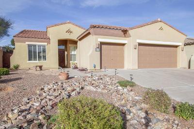 Sahuarita Single Family Home For Sale: 96 W Camino Rancho Cielo