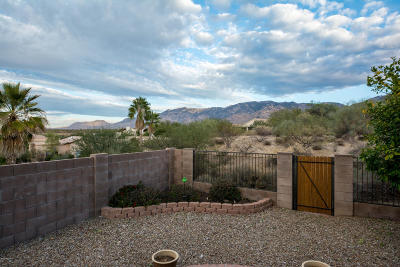 Oro Valley Single Family Home For Sale: 11904 N Cassiopeia Drive
