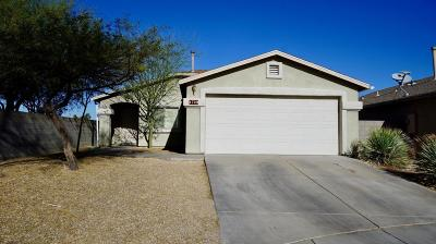 Pima County, Pinal County Single Family Home For Sale: 1709 E Saint Jonas Place