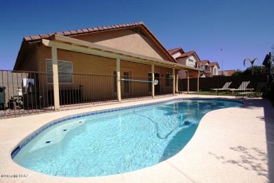 Single Family Home For Sale: 8968 E Rainsage Street