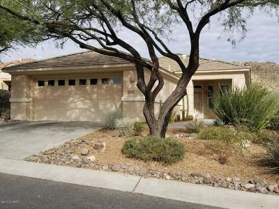 Marana Single Family Home For Sale: 13626 N Holly Grape Drive