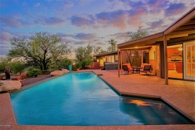 Tucson Single Family Home For Sale: 2811 W Puccini Place