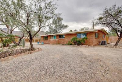 Pima County Single Family Home For Sale: 4712 N Palisade Drive