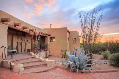 Pima County, Pinal County Single Family Home For Sale: 9490 E Placita Oaxaca
