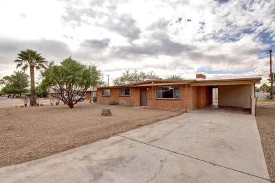 Pima County, Pinal County Single Family Home For Sale: 4949 N Gold Avenue