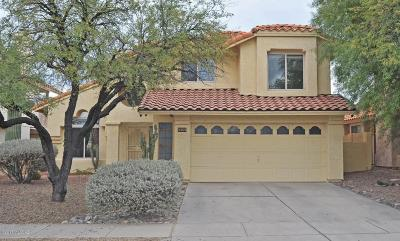 Pima County Single Family Home For Sale: 9369 E Star Water Drive