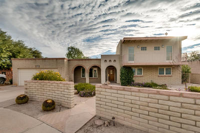Pima County Single Family Home For Sale: 920 N Citadel Avenue
