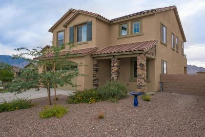 Oro Valley Single Family Home For Sale: 13623 N Vistoso Reserve Place