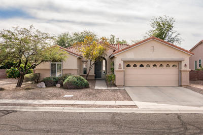 Continental Ranch Sunflower Single Family Home Active Contingent: 7965 W Wandering Spring Way