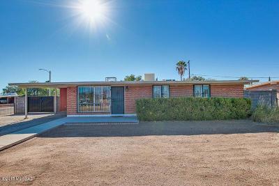 Tucson Single Family Home For Sale: 6170 E 30th Street