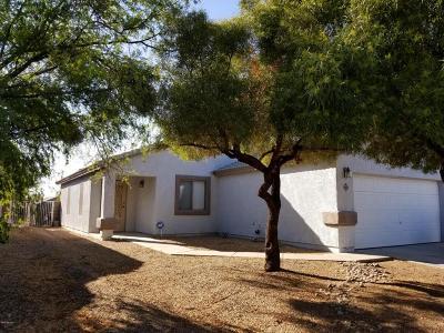 Tucson Single Family Home For Sale: 2383 W Rousseau Street