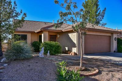 Tucson Single Family Home For Sale: 1185 W Desert Greens Way