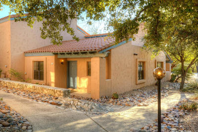 Tucson Townhouse For Sale: 5330 N Calle Del Rocio
