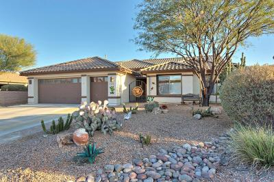 Green Valley Single Family Home For Sale: 1156 N Desert Deer Pass