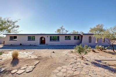 Tucson Single Family Home For Sale: 1525 W Sage Street