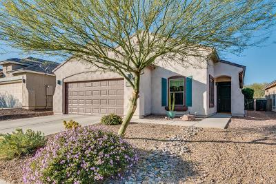 Sahuarita Single Family Home For Sale: 14425 S Camino El Galan