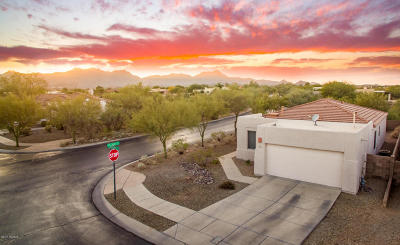 Tucson Single Family Home For Sale: 3748 N Banner Mine Drive