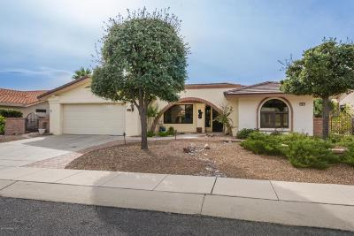 Oro Valley Single Family Home For Sale: 986 E Seven Palms Drive
