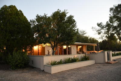Tucson Single Family Home For Sale: 8040 N Della Robia Place