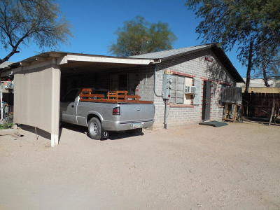 Tucson Residential Income For Sale: 338 W 40th Street #1/2