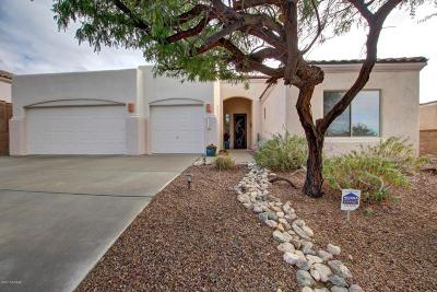 Tucson Single Family Home For Sale: 5238 N Fairway Heights Drive