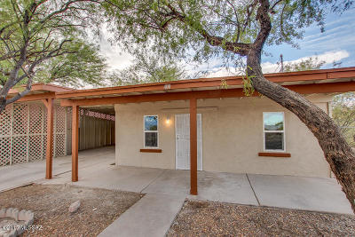 Tucson Single Family Home For Sale: 407 W 34th Street