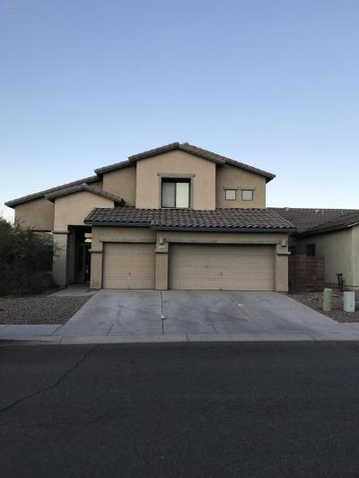 Single Family Home For Sale: 7502 W Crimson Ridge Drive