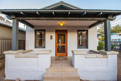 Tucson Single Family Home For Sale: 509 S Herbert Avenue
