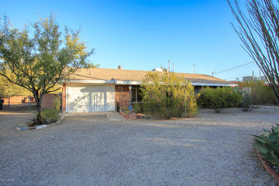 Tucson Single Family Home For Sale: 1401 E Allen Road
