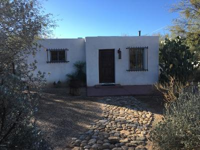 Pima County Single Family Home For Sale: 5328 E Fort Lowell Road