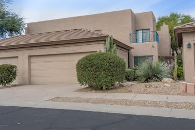 Tucson Townhouse For Sale: 6070 N Running Deer Circle