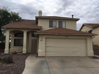 Tucson AZ Single Family Home For Sale: $219,000