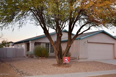 Tucson AZ Single Family Home For Sale: $159,900